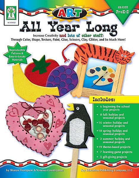 ART--All Year Long, Grades PK - 2