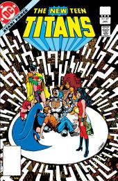 The New Teen Titans (1980-) #27