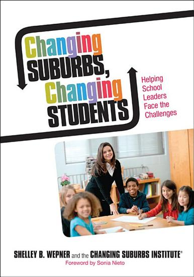 Changing Suburbs  Changing Students PDF