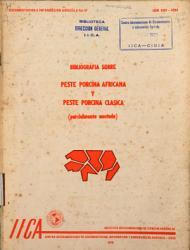 Bibliograf  a sobre peste porcina africana y peste porcina cl  sica  parcialmente anotada  PDF