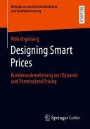 Designing Smart Prices PDF