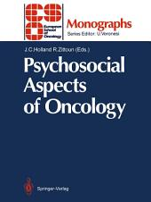 Psychosocial Aspects of Oncology
