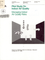 Pilot Study on Indoor Air Quality