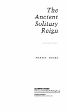 The Ancient Solitary Reign PDF