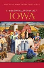 The Biographical Dictionary of Iowa
