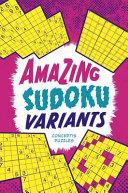 Amazing Sudoku Variants PDF
