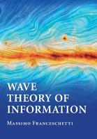 Wave Theory of Information PDF