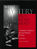 What Mystery Do I Read Next  PDF