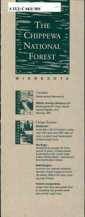 The Chippewa National Forest, Minnesota