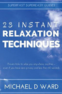 23 Instant Relaxation Techniques PDF
