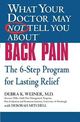 What Your Doctor May Not Tell You About TM  Back Pain