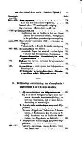 Geschiedenis van de geneeskunde en hare hulpwetenschappen: van omtrent 1700 jaren vóór Chr. tot de 18de eeuw