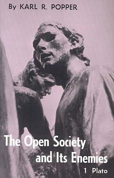 The Open Society and Its Enemies  The spell of Plato