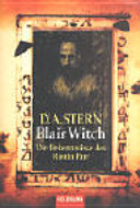 Blair witch PDF