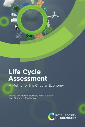 Life Cycle Assessment PDF
