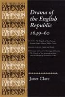 Drama of the English Republic  1649 1660 PDF