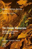 Tin Oxide Materials PDF