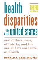 Health Disparities in the United States PDF