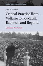 Critical Practice from Voltaire to Foucault  Eagleton and Beyond PDF