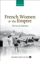 French Women and the Empire PDF