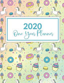2020 One Year Planner PDF