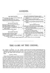 The game of the chesse: a moral treatise on the duties of life [tr.] by W. Caxton. Repr. in phonetic spelling