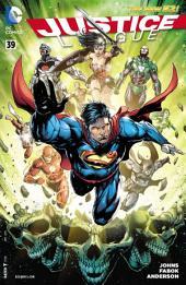 Justice League (2011-) #39