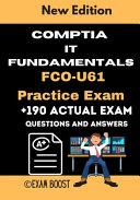 CompTIA IT Fundamentals FCO-U61 Practice Exam