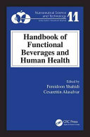 Handbook of Functional Beverages and Human Health