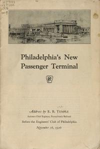 Philadelphia s New Passenger Terminal PDF