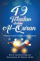 49 Teladan dalam Al Quran PDF