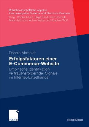 Erfolgsfaktoren einer E Commerce Website PDF