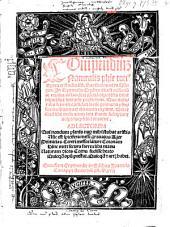Compendium naturalis philosophiae totius