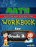 Workbook for Grade 2 - Addition and Subtraction Full Colored