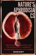 Nature's Aphrodisiacs