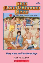 The Baby-Sitters Club #34: Mary Anne and Too Many Boys