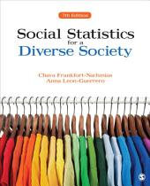 Social Statistics for a Diverse Society: Edition 7