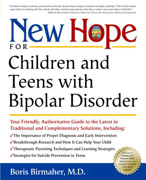 New Hope for Children and Teens with Bipolar Disorder PDF