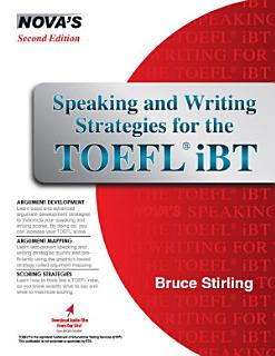 Speaking and Writing Strategies for the TOEFL iBT Book