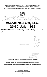 Soldier Statesmen of the Age of Enlightenment PDF