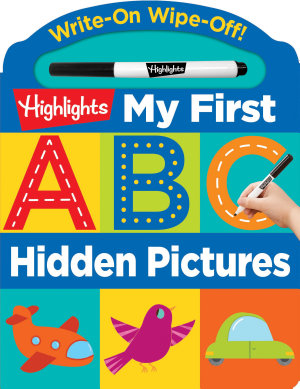 Write On Wipe off My First ABC Hidden Pictures