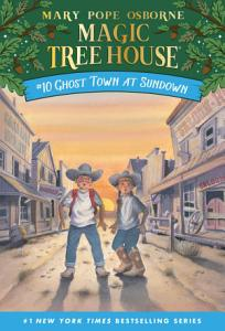 Ghost Town at Sundown Book