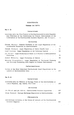 Bulletin of Czechoslovak Law PDF