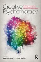Creative Psychotherapy PDF