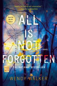 All Is Not Forgotten Book
