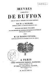 Oeuvres complètes mises en ordre et précédées d'une notice historique