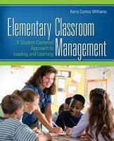 Elementary Classroom Management PDF