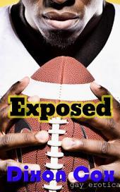 Exposed: (gay nerd and jock college locker room erotica)