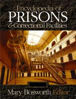 Encyclopedia of Prisons and Correctional Facilities PDF