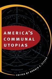 America's Communal Utopias